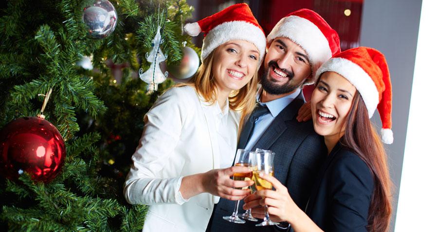 Last Minute Weihnachtsfeier